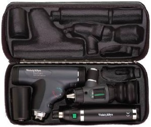 ophthalmoscope diagnostic set